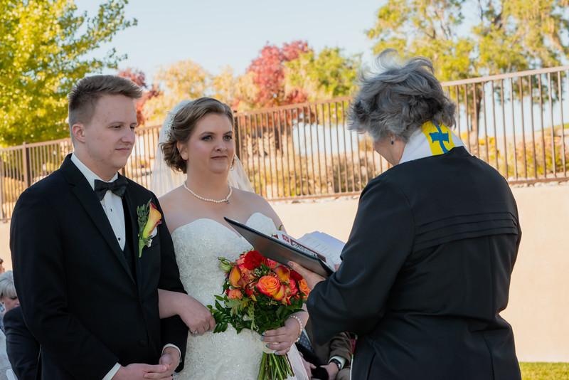 Sandia Hotel Casino New Mexico October Wedding Ceremony C&C-77.jpg