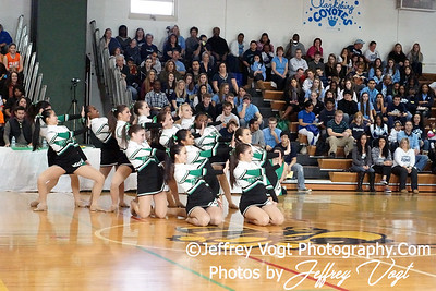 01-07-2012 Walter Johnson HS Poms Competition at Damascus HS, Photos by Jeffrey Vogt Photography