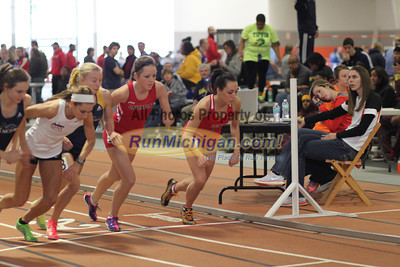 Men's and Women's 1000M - 2013 Findlay Classic