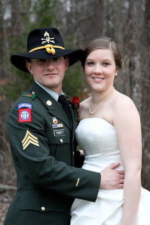 Poteat-Torbett Wedding