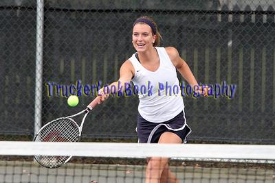2010 Girls Tennis / Fostoria