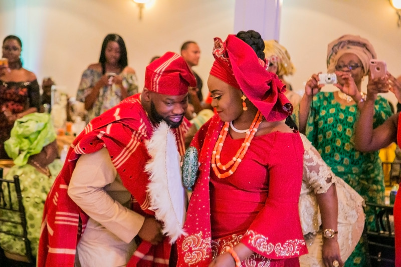 Uyi & Dayo's Traditional Wedding