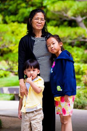 Japanese Garden at CSULB:  June 14, 2015
