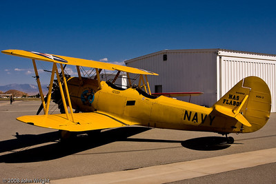Hemet-Ryan Airport Ryan Trainer Fly-In