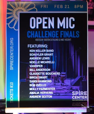 Open Mic Challenge Finals 2/21/20