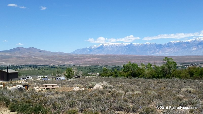 Horton Creek BLM Campground