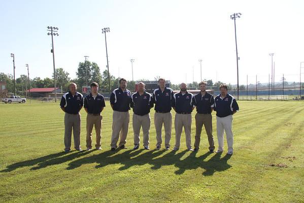 Bessemer Academy Football 2013