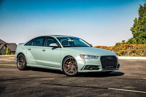 Audi S6 Widebody
