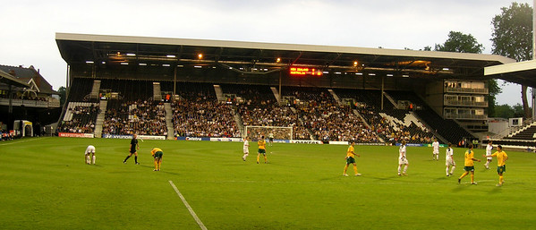 Australia vs New Zealand at Fulham