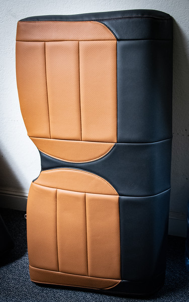 2018.09.15 - Mustang Upholstery