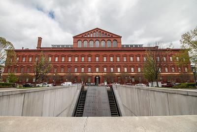 National Building Museum, OLLI Class, Spring 2018