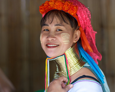 Karen_Hill Tribes Thailand