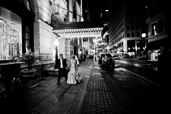 Molly and Jonas B/W Wedding Photos (Louisville, Ky)