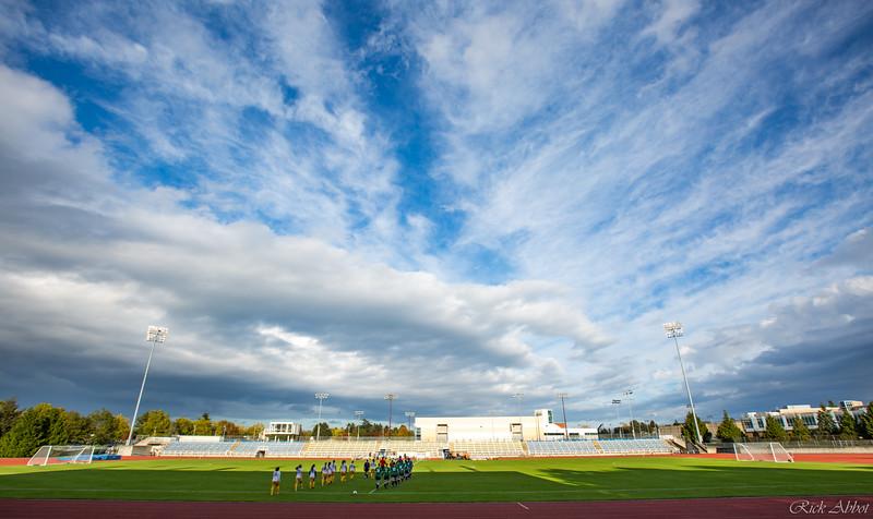 Centennial Stadium, Victoria