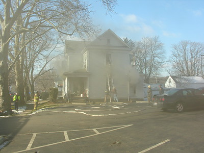 01-03-10 Coshocton FD House Fire
