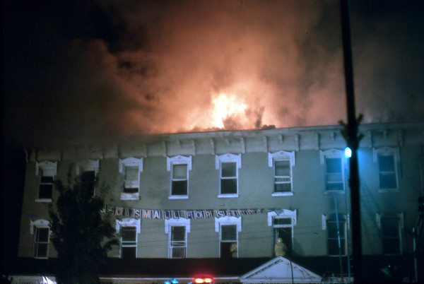 Newton  Bar Fire 1978 (2/8/15)