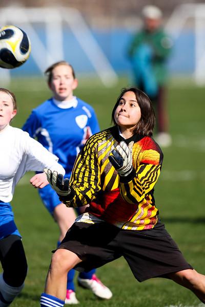 GIRLS in Soccer Spring 2011