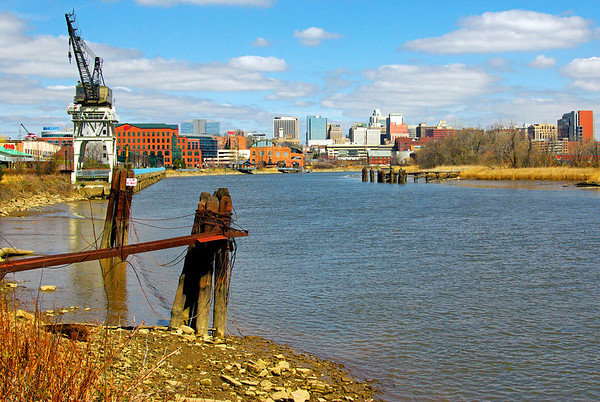 Wilmington Riverfront River Walk