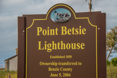 Pointe Betsie Lighthouse - MI
