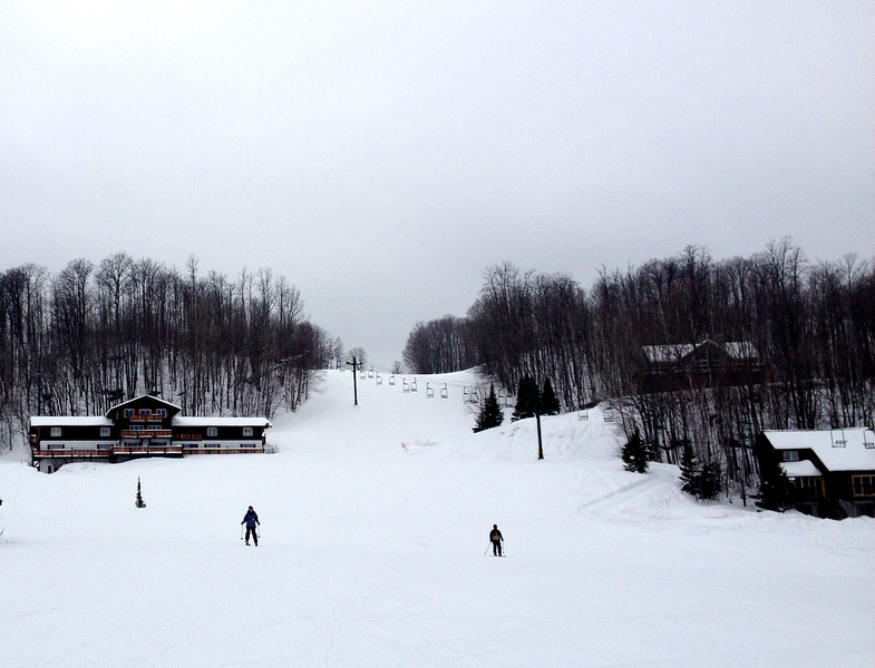 Whitecap Mountain February 2013