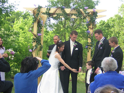 Steve & Sue's Wedding 4/17/04