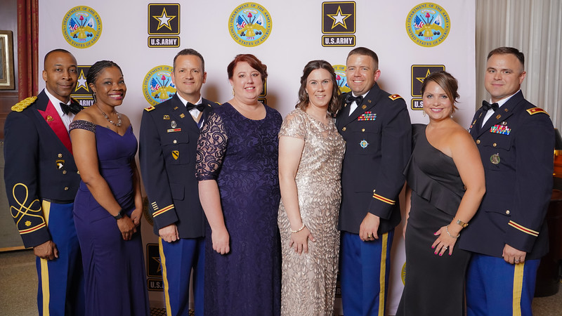 Midamerica Army Ball 2019 Portraits