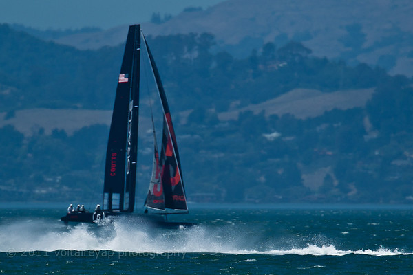 Oracle Racing AC 45