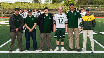 170510 LHS-GHS MEN'S VARSITY LACROSSE (LHS SR NIGHT)