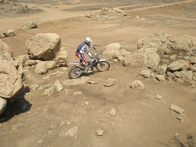 Trials Riding