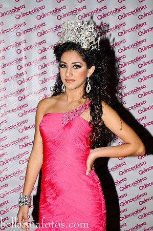 Quinceanera Magazine Cover Girl 2012 Pageant