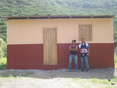 Casa Bertilda Construction