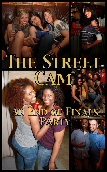 The Street Cam: End of Finals Party
