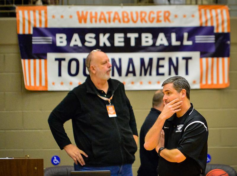 Varsity vs  Plano West 12-28-15 Whataburger Tournament