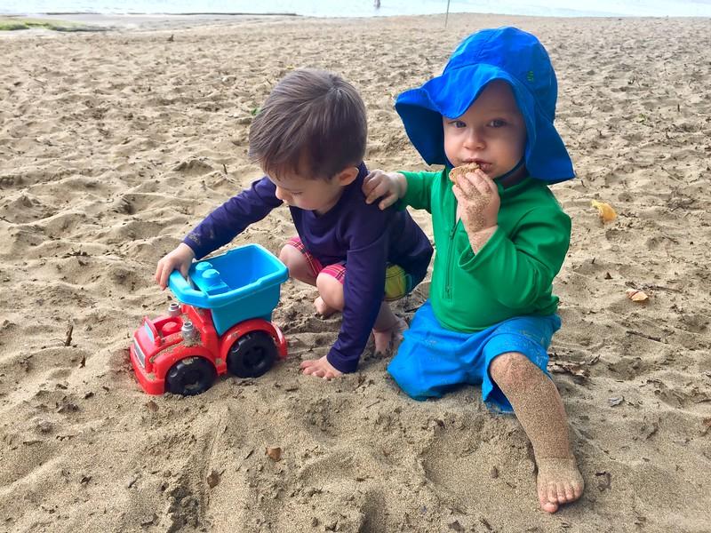 Finn & Leif