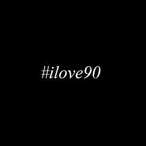 #ilove90 Party