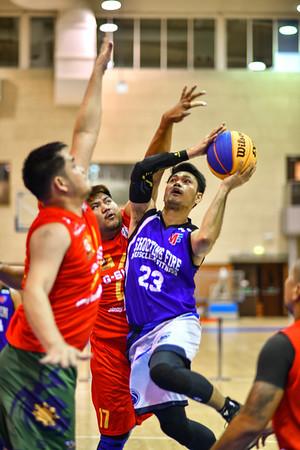 QBF Basketball