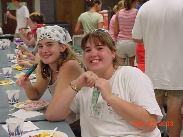 2003-07-22: Band Camp (Day 2)