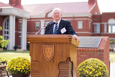 Gene Wells Ray Campus Dedication
