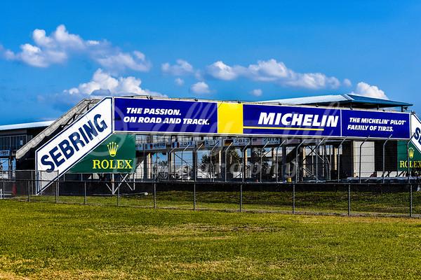 Event #1 February 10, 2018 Sebring International Raceway