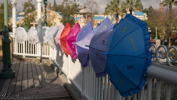 Disneyland Resort, Disney California Adventure, Paradise Pier, Parasol, Umbrella