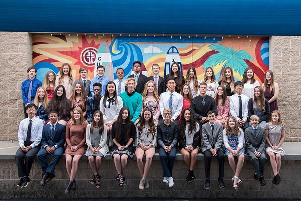 MVCS 8th Grade Grad Portraits 2017