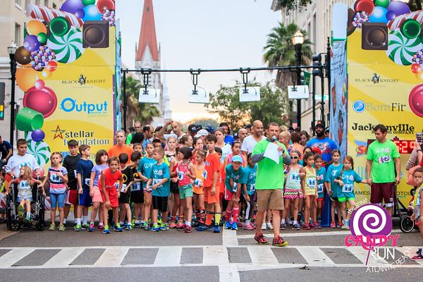 1 Mile Kids Run