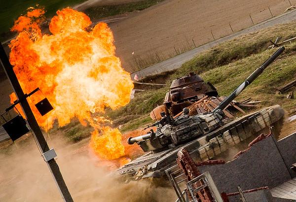 Tankový biatlon