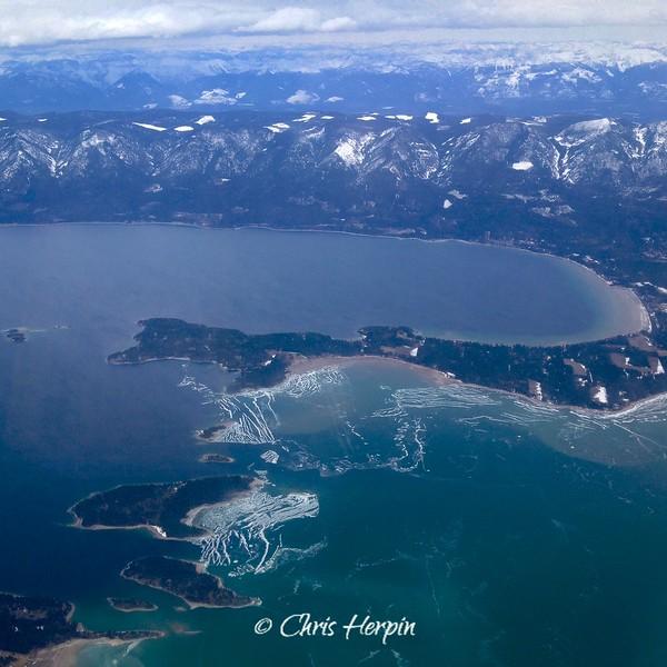 Finley Point - Flathead Lake, Montana