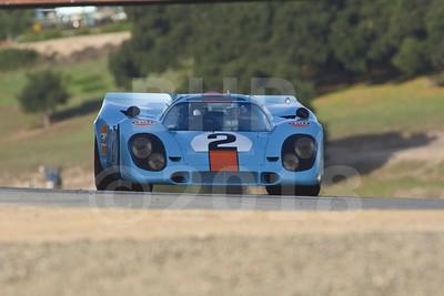 2011 Porsche Rennsport Reunion IV editorial collection