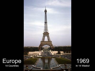 1969 Europe