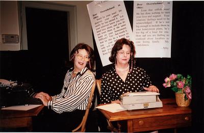 Waxworks 2001 Tableaux