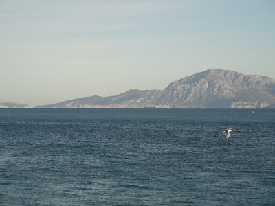 Ferry to Algeciras