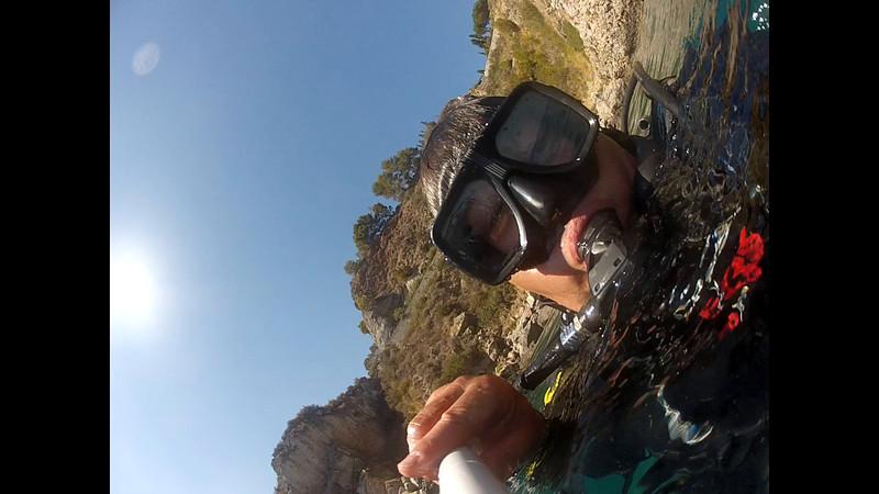 Mel Diving Test