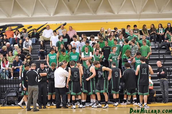TOHS Varsity vs N.P. Jan.14, 2011